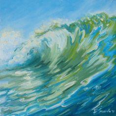 Daina Scarola~Ocean Art Studio - original-oil-paintings-sold