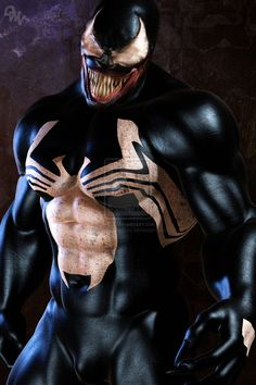 Venom03 by CodenameZeus