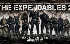 The Expendables 2 Actors HD Wallpaper | Slwallpapers