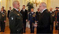 President Ivan Gašparovič decorated seven soldiers with medals for bravery, including three posthumously. Click for full story.