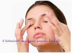 Ojos- Parpados hinchados- Tratamientos caseros   Hay muchas mujeres que tienen, por diferentes motivos, retención de liquido o sufren de al...