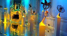 New Hat Exhibition by Philip Treacy at Erarta Museum of Contemporary Arts in St Petersburg, Russia - Courtesy of Dancing Bear Tours - St Petersburg Tours & Shore Excursions - http://dancing-bear-tours.com/ #StPetersburg #Russia #ErartaMuseum