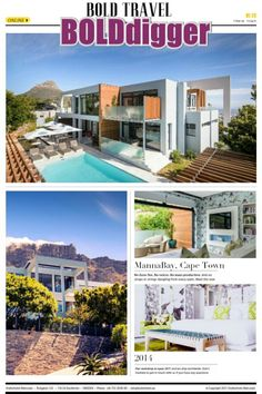 In the center of S.A's mother city, there blossoms the luxurious contemporary MannaBay Hotel bordering Table Mountain. It's located right next to Table Mountain it seems… A truly extraordinary luxu...