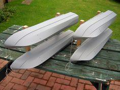 Work Catamaran Hull Lines - Boat Design Forums
