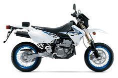 2013 Suzuki DRZ400SM SuperMoto  What a sexy sexy bike! I'd die for one!!