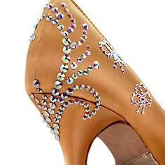 BeSparkle Crystallized Design PT518 | Dancesport Fashion @ DanceShopper.com