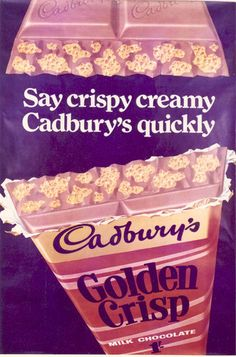 11 gloriously vintage adverts for Cadbury's chocolate Vintage Ads Food, Vintage Advertisements, Vintage Wedding Flowers, Wedding Flower Decorations, Old Sweets, Retro Sweets, Vintage Makeup Tutorials, Vintage Girls Rooms, Whole Nut