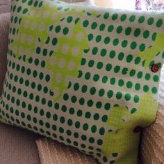Dolly - jacquard woven cushions