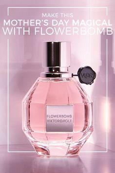 "Make Mother s Day memories when you gift her Viktor Rolf ""Flowerbomb"" Eau  de Parfum Spray 0fe505351a"