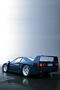 Ferrari F Fl Ferrari F Wikipedia The Free Encyclopedia - Cool cars from the 80s and 90s