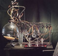 Calling all Alda groupies! Apparently the prop moonshine still that Hawkeye and Trapper lovingly tended to over M*A*S*H's eleven seasons still exists somewhere in the Smithsonian National Museum of American History.