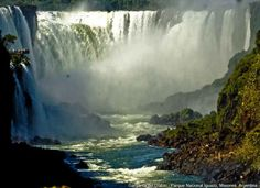 Find the best and most up-to-date information to schedule your visits to Iguazu Falls: tours, maps, travel guide, and more. Fall Starts, Iguazu Falls, In Patagonia, Wonderful Places, Niagara Falls, South America, Cruise, Tours, World