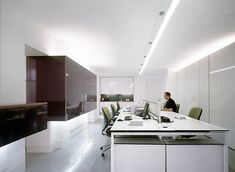 Crosby Row, London Refurbishment and fitting out of bespoke contemporary offices in existing period offices set amongst a terrace of listed offices and period dwellings. Contemporary Office, Office Set, Refurbishment, Bespoke, Terrace, Period, Conference Room, Commercial, Retail