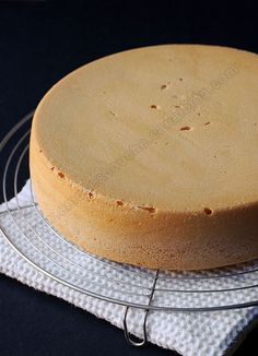 J'ai la recette d'un gâteau à thème à vous proposer, le gâteau que j'ai réalisé…
