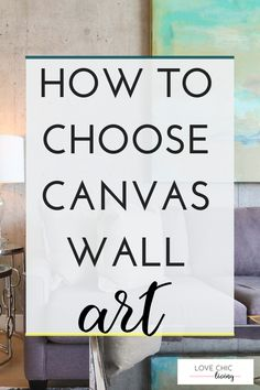 Lots of ideas and tips on how to choose the best canvas wall art for your home. Look at the wall art design, the colours, the layout and the style of art to coordinate with your home decor in either the living room, kitchen or bedroom. Kitchen Canvas, Kitchen Wall Art, Room Kitchen, Living Room Canvas, Living Room Art, Modern Canvas Art, Canvas Wall Art, Home Decor Trends, Home Decor Inspiration