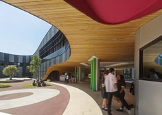 infinity centre, pegs school - melbourne - mcbride charles ryan - photo peter bennets