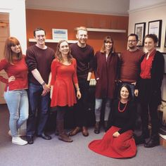 CFA Marketing's 50 Shades of Red