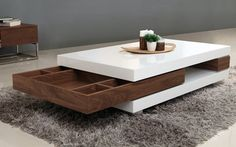 Featuring the unadorned beauty and simplicity of mission style, the McMilian coffee table makes a stunning centre piece yet without overshadowing the decor of your home! Living Room Tv Unit Designs, Living Room Sofa Design, Home Room Design, Home Decor Furniture, Table Furniture, Cool Furniture, Furniture Design, Living Furniture, Centre Table Living Room