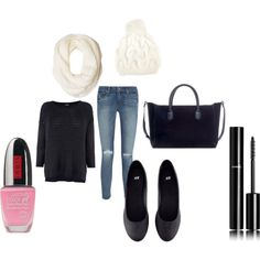 """""""Blue Fall"""" by thebeautypoison on Polyvore"""