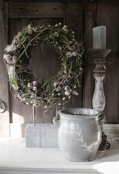 oster deko - Basteln Mit Beton Tisch - Holiday wreaths christmas,Holiday crafts for kids to make,Holiday cookies christmas, Diy Spring Wreath, Diy Wreath, Grapevine Wreath, Easter Table Decorations, Flower Decorations, Decoration Inspiration, Homemade Christmas Gifts, Holiday Wreaths, Seasonal Decor