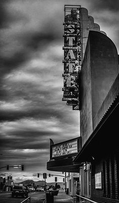 State Theater - Red Bluff