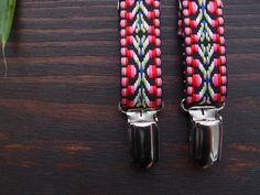 Skinny boho suspenders for women, sister gift, girl power, 21st birthday gift by baboshkaa on Etsy