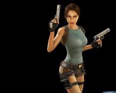 Image detail for -Lara Croft - Tomb Raider Wallpaper (6374056) - Fanpop fanclubs