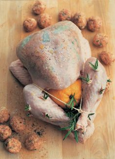 The Best Roast Turkey | #thanksgiving #autumn #holiday #food #dinner #savory #baking