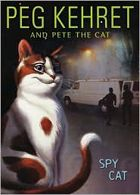 Spy Cat by Peg Kehret. Prairie Pasque Winner 2005-2006. (Book cover used with permission from bn.com.)