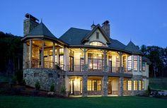 The Cedar Court  - Donald A. Gardner Architects, Inc. by Donald Gardner, via Flickr