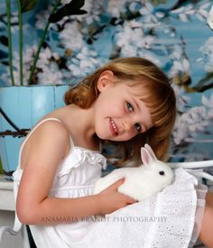 Easter in the studio by Ana Brandt  www.anabrandt.com  #easter #bunnies #easter photos #studio bunnies #photography #bunny photos