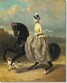 Historical Hussies: Riding in Style in the Regency