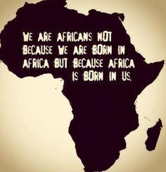 i love africa quotes - Recherche Google