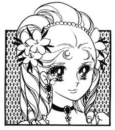Maria Antonietta Old Anime, Manga Anime, Shoujo, Unique Art, Coloring Books, Retro, Rose, Lady, Inspiration