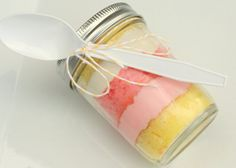 Now this is really cool....I just ordered a couple of jars to send to the hubby who's out to sea for 7 months