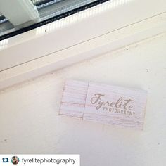 #Repost @fyrelitephotography with @repostapp. #PresentationMatters ・・・ Loving my new way of delivering wedding photos by #photoflashdrive photoflashdrive.com. Totally fits my new branding and is such a beautiful way to store images !