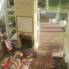 modern living room Diego Perez