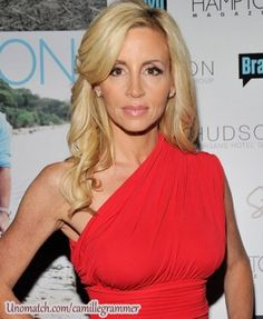 Camille grammer nude reality tv