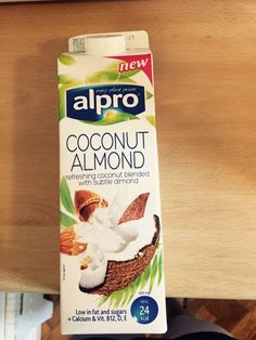 Coconut and almond Recovery Food, Almond, Coconut, Sugar, Almond Joy, Almonds