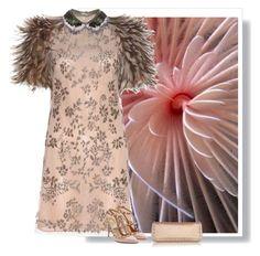"""""""feathers valentino"""" by bodangela ❤ liked on Polyvore featuring Valentino"""