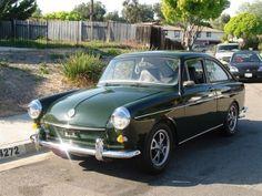 oldschool787 1972 Volkswagen Fastback Specs, Photos, Modification ...