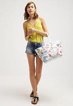 Desigual - SAN FRANCISCO SWEETLEMON - Shopping bag - multi-coloured