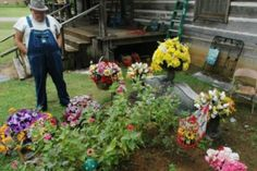 Man's Wife Exhumed From Front Yard Grave in Alabama - it is a travesty!!!