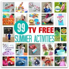 tv free activities for kids