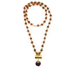 376f998ff464 Buy Designer   Fashionable Rudraksha Mala. We have a wide range of  traditional
