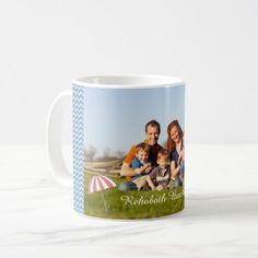 #photo - #Vacation Beach Theme Photo Mug