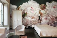 white peonies wallpaper - Google Search this is beyond perfection too me :( i loooove thiiiis (thomas Darnell)