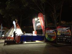 Primeiro Festival com a Sleep'em'all, rock no Rio Sado