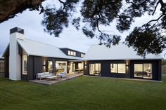 Completed just in time for Christmas 2018 this Mount Maunganui new home build is nestled on a corner site near the downtown area and a short walk to the beach. Nelson Homes, Exposed Trusses, Mount Maunganui, Cedar Cladding, Home Styles Exterior, Chimney Cap, Building Companies, Timber House, Loft Spaces