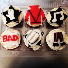 The Inmortal Word Tour! #michaeljackson #cupcakes #cakeboxgdl